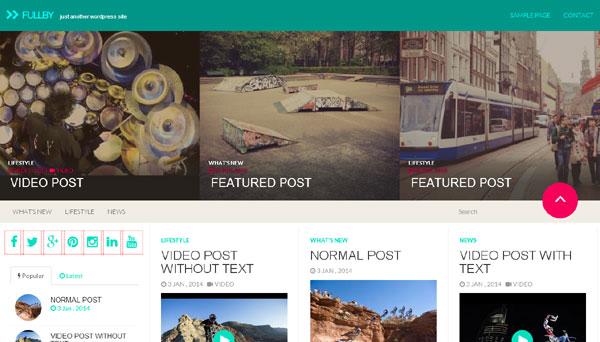 WordPress-Theme-2