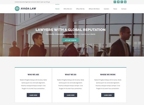 Wordpress-Theme-7