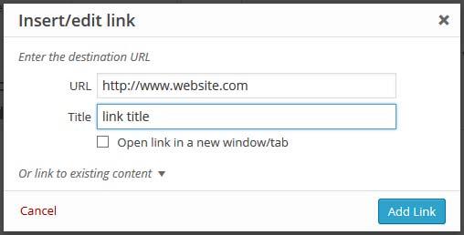 wordpress-link-title
